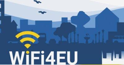 Bani de la UE pentru WiFi în spații publice
