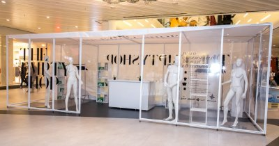 The Empty Shop - magazinul gol în care poți aduce haine pentru donații