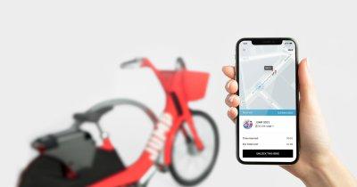 Bike-sharing sub umbrela Uber: compania cumpără startup-ul JUMP