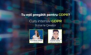 Curs intensiv de GDPR - vino să afli totul despre măsurile europene
