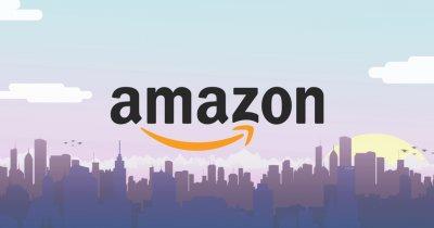 Amazon confirmă deschiderea unui birou în București. Data deschiderii