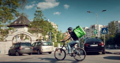 Uber Eats, lansat oficial: cum poți comanda mâncare în București