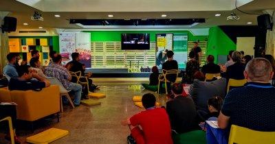 Rubik Hub a sărbătorit un an de existență prin Startup Fair