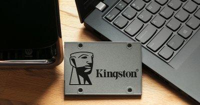 Kingston lansează versiunea cu capacitate de 2TB a SSD-ului UV500