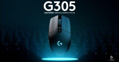 G305, cel mai rapid mouse de gaming de la Logitech G