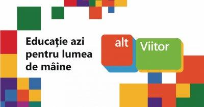 Alt Viitor: 1 mil. $ pentru educarea digitală a elevilor români