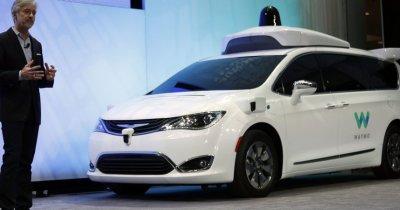 Am putea vedea taxiuri fără șofer și pe străzile din Europa