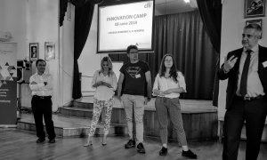 10.000 de liceeni români au învățat cum să fie antreprenori