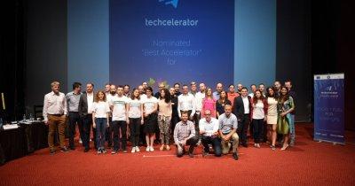 Startup pentru siguranța motocicliștilor, câștigător la Techcelerator