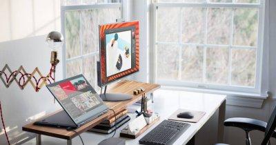 Lenovo extinde gama de dispozitive portabile, desktop-uri și monitoare