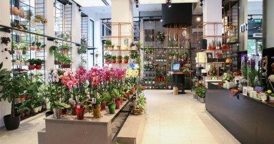 Chioșcul de flori din Bistrița devenit afacere națională și online