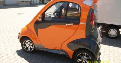 """Cum se """"fabrică"""" o mașină electrică românească?"""