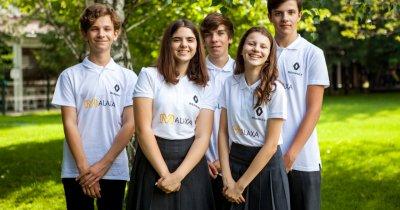 Elevii români care au proiectat și construit o mașină de F1