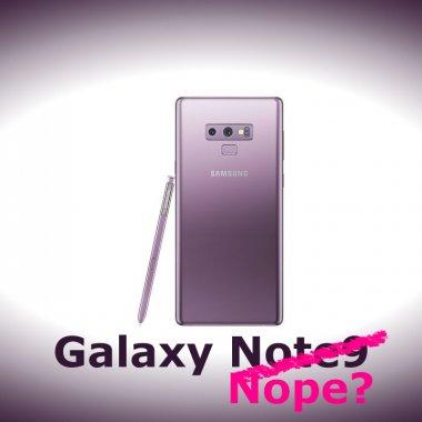 Un Note 9 ca o notă de subsol pentru un S10 spectaculos?