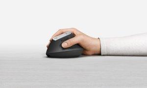 Acest mouse vertical promite să aline durerile corporatiștilor