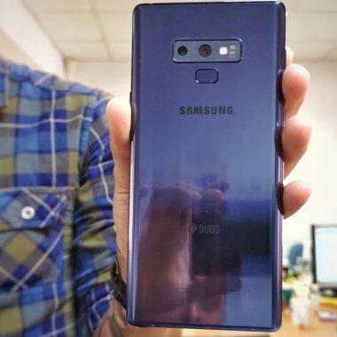 Samsung Galaxy Note 9 poate fi cumpărat din magazinele din România