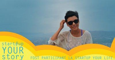 Alexandra Ungurean, tânăra care vrea să îmbrace vedetele pentru Oscar