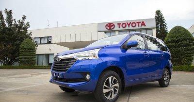 Toyota investește 500 mil. dolari în mașinile autonome Uber