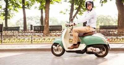 Vespa anunță data lansării pentru scuterele electrice în Europa