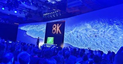 IFA 2018 - Prima impresie despre Samsung Q900 8K