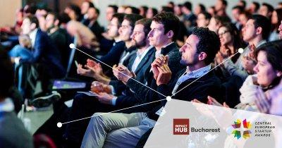Finala locală Central European Startup Awards are loc pe 19 septembrie
