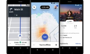 Uber, aplicație nouă pentru șoferii din România. Ce feature-uri are?