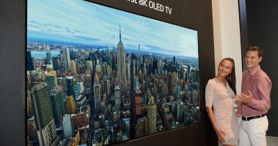 LG la IFA 2018 - toate noutățile în materie de televizoare