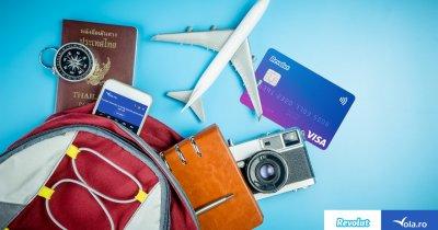 Revolut, parteneriat cu Vola ca să economisești din bugetul de vacanță