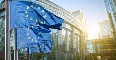 Criptomonedele, vândute și cumpărate în UE direct prin contul bancar