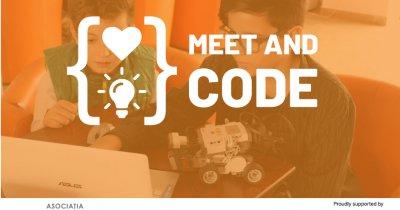 Meet and Code: finanțări de peste 250.000 de euro pentru ONG-uri