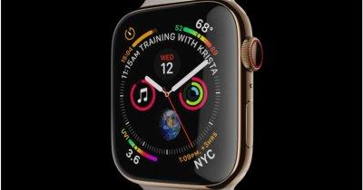 Apple Watch 4, prezentat oficial: e frumos și îți poate salva viața