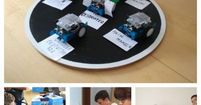 10 burse pentru copiii care vor sa învețe robotică și programare