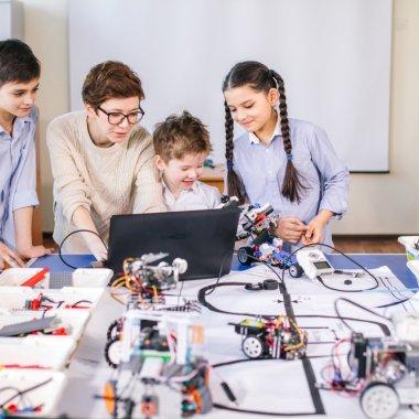 Cursuri de programare pentru copiii din Cluj