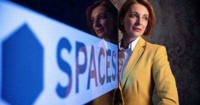 Trei spații de coworking sub sigla Spaces în Capitală