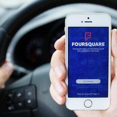 """Investitorii fac """"check-in"""" la Foursquare - finanțare de 33.000.000 $"""