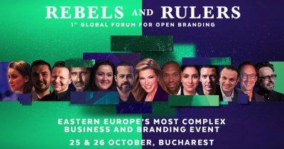 Experți internaționali te învață despre identitatea de brand