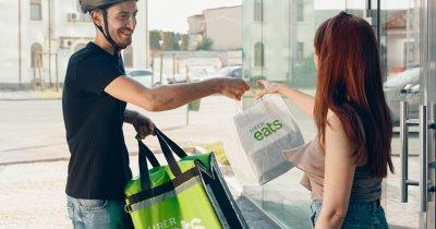 Studiu Uber Eats: când și cum mănâncă angajații la birou