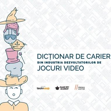 Dicționarul care-ți explică joburile dintr-un studio de gaming