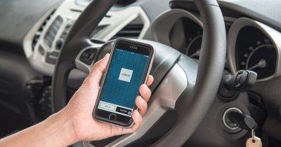 Uber introduce măsuri de siguranță în aplicație