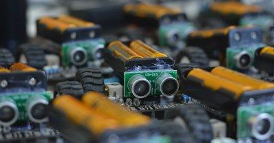 Românii care automatizează business-ul: la ce ajută un robot software