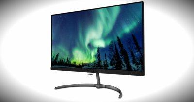 Philips 276E8VJSB e un monitor premium pentru birou sau acasă