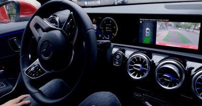 Mâinile sus: mașina care se parchează singură în orice spațiu