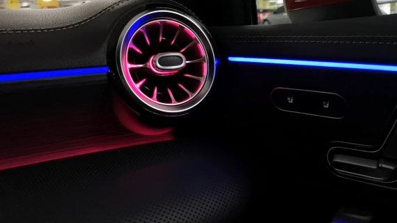 Cum poate schimba lumina interioară atmosfera într-o mașină