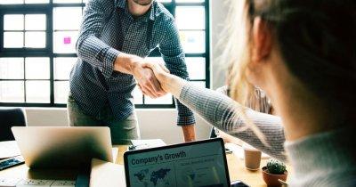 Startup-ul de recrutare al unui român din UK, finanțat cu 6,7 mil. $