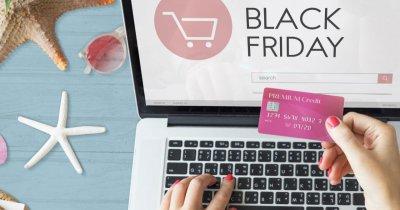 Black Friday 2018 aduce o creștere cu 30% a cumpărăturilor online