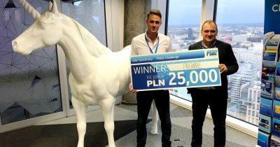 Românii de la FINQware, premiați la Varșovia