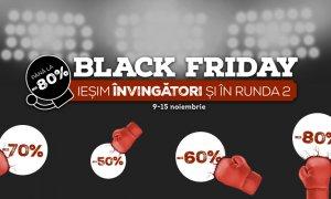 Black Friday 2018 la evoMAG: ia-ți produse în rate