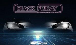 Black Friday 2018 la Falcon Electronics: prețuri tăiate cu 91%