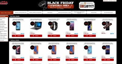 evoMAG Black Friday: Au început reducerile! Oferte care merită