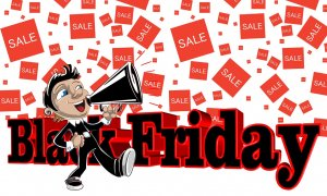 Black Friday 2018 văzut de companiile de afiliere - datele 2Performant
